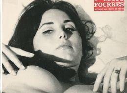 Curiosa 9 Photographies D'exploitation Film Policier érotique  Coups Fourrés 1970 - Publicité Cinématographique