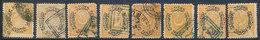 Stamp Turkey Used Lot39 - 1858-1921 Ottoman Empire
