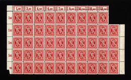 Am-Post-Bogen,24Cz,Bogenteil Mit Flatterzähnung,xx (M7) - Bizone