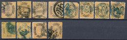 Stamp Turkey Used Lot49 - 1858-1921 Ottoman Empire