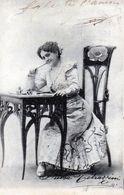 TETRAZZINI LUISA - VIAGGIATA - Berühmt Frauen