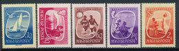 Stamps Hungary  MNH - Hungary