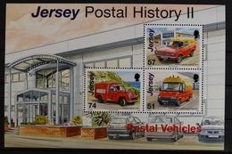 GB Jersey, MiNr. Block 59, Postfrisch / MNH - Jersey