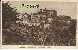 Lazio-roma-valmontone Panorama Visto Da Nord Anni 20/30 - Autres Villes