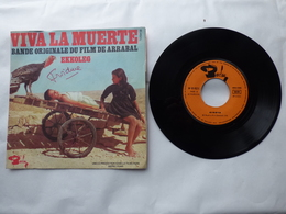 B.O.F VIVA LA MUERTE  CHEZ BARCLAY 61.452L - Soundtracks, Film Music