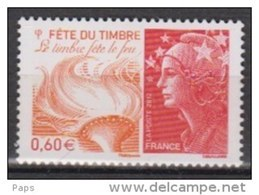 2012-N°4688**FETE DU TIMBRE - France