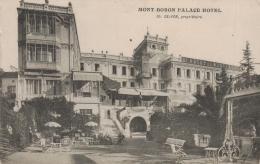 CPA NICE  @ MONT BORON HOTEL @ - Non Classés