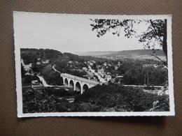 CPA D91 - VALLEE DE CHEVREUSE - ORSAY - VUE PANORAMIQUE - 1958 PHOTO VERITABLE AU BROMURE - R11450 - Orsay