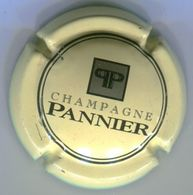 CAPSULE-CHAMPAGNE PANNIER N°09 Crème-noir Et Gris - Pannier