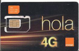 TARJETA TELEFONICA GSM ORANGE 4G - Tarjetas Telefónicas