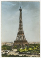 {38309} 75 Paris , La Tour Eiffel - Eiffelturm