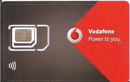TARJETA TELEFONICA GSM VODAFONE YOU  2 SCANER - Tarjetas Telefónicas