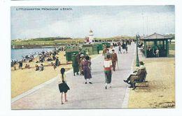 Uk Sussex Postcard Celesque Series Unused Littlehampton Prom. Pub. Photochrom - Sonstige