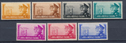 Stamps MNH - Afrique Orientale Italienne
