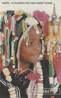 Gambia -  Young Girl - Gambia