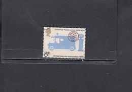 GRAN BRETAGNA  1974 - Unificato  727° - UPU - Usati