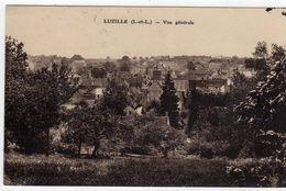 Luzillé Vue Generale - France