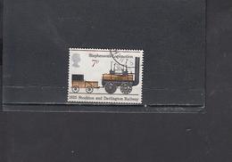 GRAN BRETAGNA  1975 - Unificato  760° - Treni - 1952-.... (Elisabetta II)