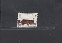 GRAN BRETAGNA  1975 - Unificato  761° - Treni - Usati