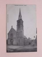 MAUBERT-FONTAINE L'Eglise ( Winling Et Cosset ) Anno 1904 ( Voir Photo ) ! - Charleville