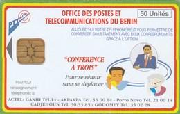 Benin - Conférence À Trois - Benin