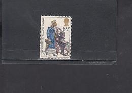 GRAN BRETAGNA  1975 - Unificato  766° - Austen - 1952-.... (Elisabetta II)