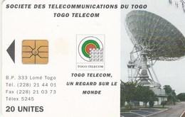 Togo - Earth Station 20 - Togo