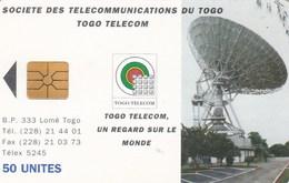Togo - Earth Station 50 - Togo