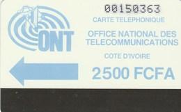 Ivory Coast - Logo ONT - Ivory Coast