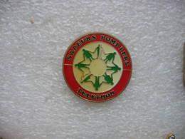 Pin's Du Telethon Des Sapeurs Pompiers - Feuerwehr