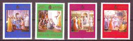 Vatican 2003, Niccolina Paintings 4v, MNH - Nuovi