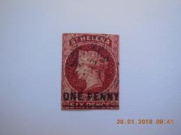 Sevios / Great Britain / St. Helena / Stamp **, *, (*) Or Used - Saint Helena Island