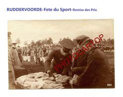 RUDDERVOORDE-Fete Sportive-8-5-1916-Remise Des Prix-Cliche 695-Inf. Regt.182-GUERRE 14-18-1 WK-Militaria- - Oostkamp