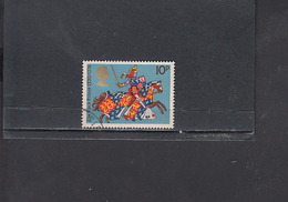 GRAN BRETAGNA  1974 - Unificato  732° - Medioevo - Usati