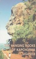 Uganda - The Hanging Rocks Of Kapchorwa - Uganda