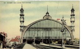 SBP 149 - ANVERS - Gare Centrale ( Hall D' Arrivé ) - Antwerpen