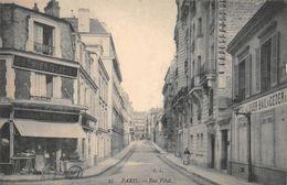 PARIS - 16ème Arrond - Rue Vital - Arrondissement: 16