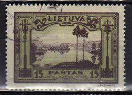 Litauen / Lietuva, 1932,  Mi 318 A, Gestempelt [280118XXII] - Lithuania