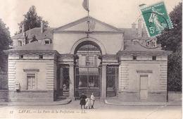Laval La Porte De La Prefecture  1908 - Laval