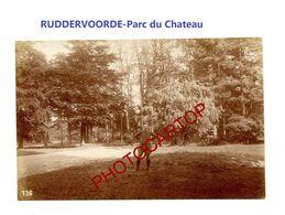 RUDDERVOORDE-Parc Du Chateau-Cliche 736-Inf. Regt.182-GUERRE 14-18-1 WK-Militaria-Belgien- - Oostkamp