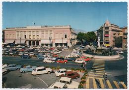 06.088.245 NICE - Edts La Cigogne - La Place Masséna, Le Casino Municipal & La Fontaine Du Soleil. - Places, Squares
