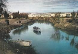 CARTOLINA - POSTCARD - GIORDANIA - RIVER JORDAN - PLACE OF BAPTISM - Jordan