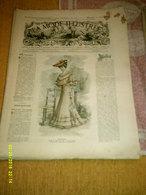 Journal De Famille La Mode Illustrée  No 29 ( Avec Planche De Patrons 50 Ct) De 45em Année Du 17 Juillet 1904 _6 Pages - Mode