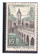 1957 - France Timbres Oblitérés / 15Fr / 50Fr - French Stamps - France