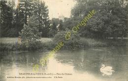 78.  NEAUPHLE LE CHATEAU . Parc Du Chateau . - Neauphle Le Chateau