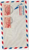 Lettre De PORT-VILA  1961 - Leyenda Inglesa