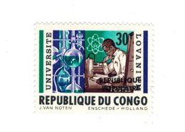 STANLEYVILLE  Emission Locale N °21 - República Del Congo (1960-64)