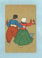 Illustration  Couples  Hollande  Pays-Bas - Illustrateurs & Photographes