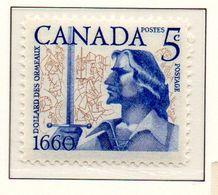 PIA - CANADA - 1960 : Tricentenario Della Battaglia Di Long Sault - (Yv 317) - 1952-.... Reinado De Elizabeth II