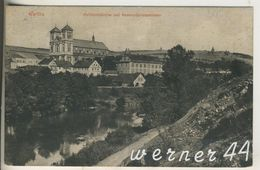 Wartha V.1913 Wallfahrtskirche Mit Kloster (12868) - Schlesien